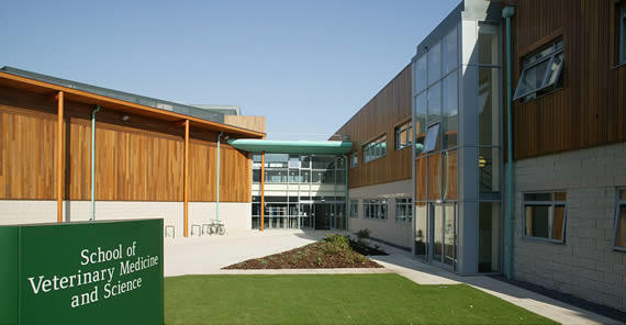 University of Nottingham Vet School CHP