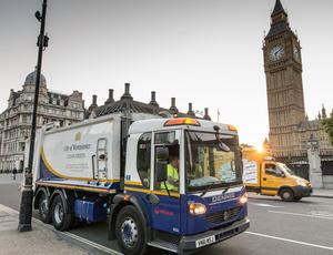 Veolia wins three waste treatment contracts with Westminster City Council