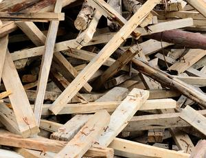Veolia UK | Wood recycling